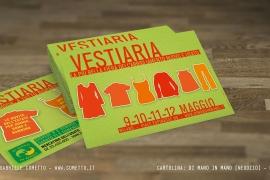 """Cartolina """"Vestiaria"""" – Di mano in mano"""