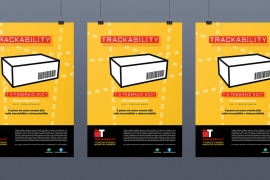 Pagina pubblicitaria Trackability