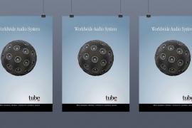 Pagina pubblicitaria Tube