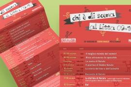 Pieghevole Teatro per le Scuole 09/10 – Teatro Litta