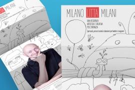 Pieghevole Teatro per le famiglie 2014-2015 – Milano Litta Milani