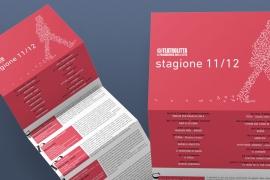 Pieghevole Stagione Teatrale 2011/2012 – Teatro Litta