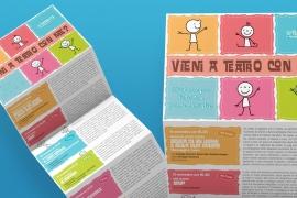 Pieghevole Teatro per le famiglie 10/11 – Teatro Litta